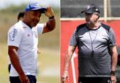 Nordestão: Bahia e Vitória miram melhor sorte em 2020 | Foto: Felipe Oliveira | EC Bahia e Letícia Martins | EC Vitória