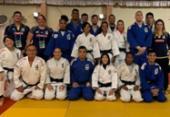 Judocas brasileiros abrem ano olímpico no Grand Prix de Tel Aviv | Foto: