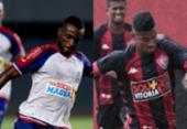 Dupla Ba-Vi joga por classificação na Copa SP nesta quinta-feira | Foto: Felipe Oliveira | EC Bahia e Letícia Martins | EC Vitória