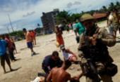 Dois homens são baleados em praia de Ilhéus | Foto: