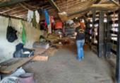 Trinta e oito pessoas foram resgatadas de situação análoga ao trabalho escravo em 2019 | Foto: SRTE | BA
