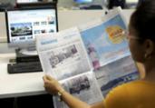 Com custo de R$ 2,50, A TARDE aumenta vendas no domingo | Raul Spinassé | Ag. A TARDE