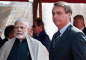 Brasil e Índia assinam acordos em segurança e energia | Alan Santos | PR