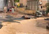 Chuva deixa cerca de 30 famílias desalojadas em Ubaíra | Reprodução