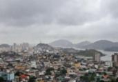 Chuvas no Espírito Santo deixam cinco mortos   Divulgação   Clima Tempo