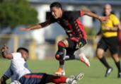 Vitória vence jogo-treino contra o Bahia de Feira | Uendel Galter | Ag. A TARDE