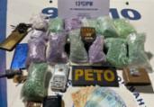 PM apreende carga de ecstasy avaliada em R$ 700 mil | Divulgação | SSP