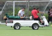 Lesão no joelho fará goleiro Martin passar por cirurgia | Raul Spinassé | Ag. A TARDE