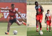 Vitória e Juazeirense fazem duelo pelo Baianão | Letícia Martins | EC Vitória e Moysés Suzart | Juazeirense
