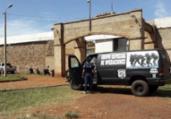 Fronteira com Paraguai tem policiamento reforçado   AFP