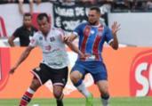 Bahia empata com o Santa Cruz na estreia pelo Nordestão | Rafael Melo | Santa Cruz