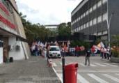 Servidores e sindicalistas protestam contra PEC | Reinaldo Oliveira | Reprodução