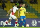 Brasil estreia com importante vitória no Pré-Olímpico | Lucas Figueiredo | CBF
