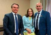 Regina Duarte diz que não decidiu se aceitará cargo | Reprodução | Twitter