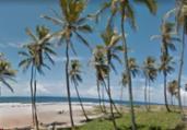 Salvador possui sete praias impróprias para banho | Reprodução | Google Maps