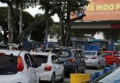 Motoristas aguardam 2 horas para utilizar o ferryboat | Felipe Iruatã | Ag. A TARDE