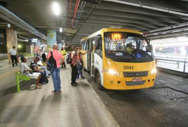 Ônibus 'Amarelinhos' que estiverem regularizados poderão operar com integração a partir de março | Luciano da Matta | Ag. A TARDE