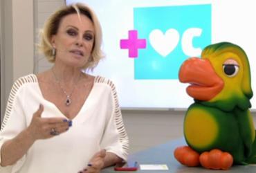 Ana Maria Braga revela estar com câncer no pulmão | Reprodução | TV Globo