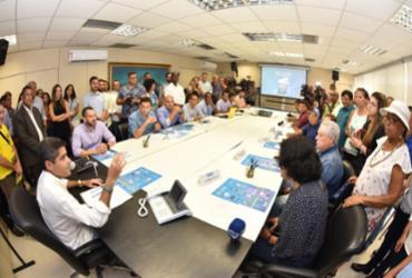 Aplicativo disponibiliza informações sobre serviços de saúde de Salvador | Max Haack | Secom