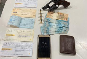 Duas armas são apreendidas em menos de 24h no interior da Bahia | Divulgação | SSP