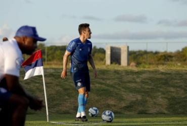 Roger Machado quer 'roubar' meia do time de aspirantes | Felipe Oliveira | EC Bahia | Divulgação