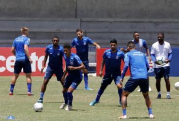 Bahia 'B' tenta boa largada fora diante da Juazeirense | Felipe Oliveira | EC Bahia