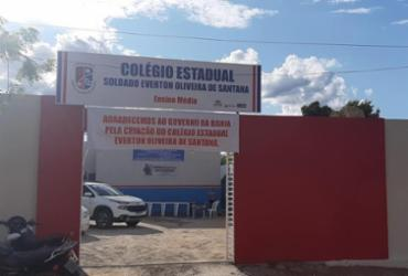 Nova unidade escolar é inaugurada em Bom Jesus da Lapa