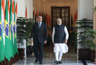 Brasil e Índia terão parceria para a produção animal | Clauber Cleber Caetano | PR