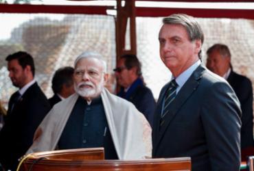 Brasil e Índia assinam acordos em tecnologia, energia e segurança | Alan Santos | PR
