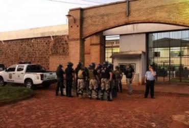 Brasileiro que fugiu de prisão paraguaia é preso em Mato Grosso do Sul | Reprodução | Twitter|