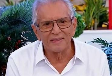 Carlos Alberto de Nóbrega é internado após ingerir iogurte vencido | Reprodução