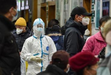 Ministério da Saúde investiga caso suspeito de coronavírus em Minas Gerais | AFP