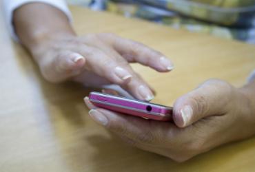 Secretaria lança aplicativo de saúde nesta terça-feira | Marcos Santos | USP Imagens | 21.8.2013