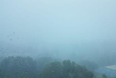 População registra estragos causados pela chuva em Salvador | Reprodução | Cidadão Repórter