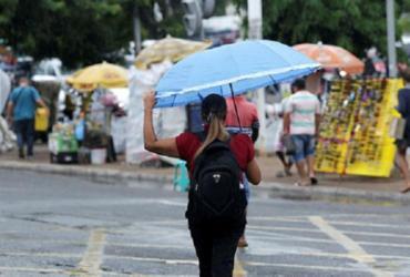 Salvador tem previsão de chuvas fracas sem riscos de alagamentos e deslizamentos | Uendel Galter | Ag. A TARDE