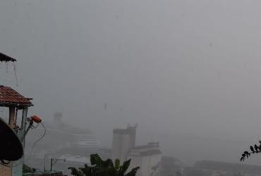 Chove em Salvador nesta quarta após alerta de temporal | Paulo Passos | Cidadão Repórter