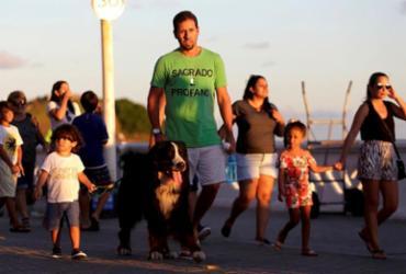 Regras para circulação de animais não são fiscalizadas em Salvador | Adilton Venegeroles | Ag. A TARDE