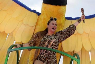 Claudia Leitte comanda trios na Bahia e Minas Gerais |