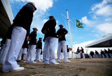 Marinha abre processo seletivo com salários de até R$ 7,3 mil | Joá Souza | Ag. A TARDE