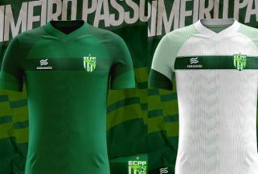 Divulgados uniformes do Vitória da Conquista com a marca Esquadrão | Divulgação