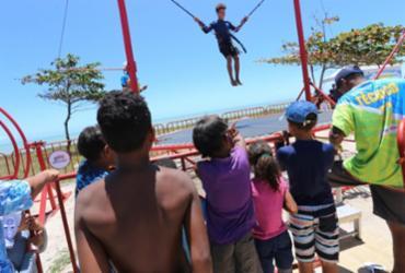 Evento esportivo leva dez mil pessoas à orla de Alcobaça