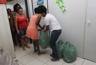 Programa de Aquisição de Alimentos entrega doações em Candeias