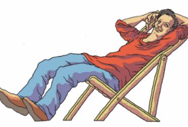 Crônica: Viagens e pausas | carapiã