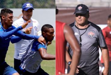 Baianão: dupla Ba-Vi aposta na juventude | Felipe Oliveira | EC Bahia e Letícia Martins | EC Vitória