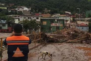 Número de mortes pelas chuvas chega a 55 em Minas Gerais | Divulgação | Defesa Civil de Minas Gerais