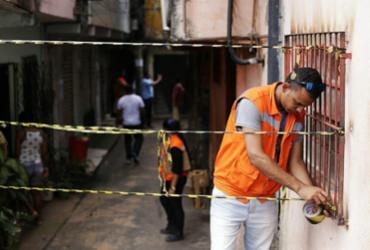 Codesal isola região onde prédio desabou para demolição de outros imóveis | Raul Spinassé | Ag A TARDE