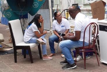 Acumulador em situação de rua e condições insalubres recebe assistência social | Divulgação
