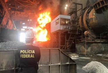 Polícia Federal incinera toneladas de drogas apreendidas na Bahia | Divulgação | Polícia Federal