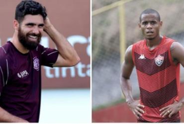 Paulo Carneiro revela 'pacotão' de acertos e negociação de atletas | Letícia Martis | EC Vitória, Vitor Silva | Botafogo e Reprodução