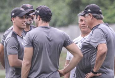 Com Geninho, Vitória segue rotina de treinos na Toca do Leão | Letícia Martins | EC Vitória